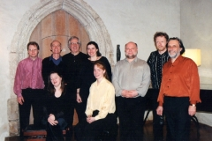 Barton Workshop with Christian Wolff at Dartington, 1999